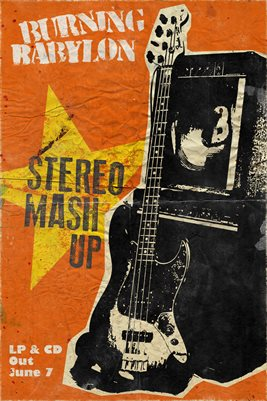 Stereo Mash Up Promo Poster