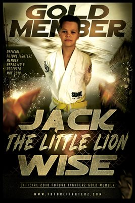 Jack Wise Gold Membership/Diploma Poster