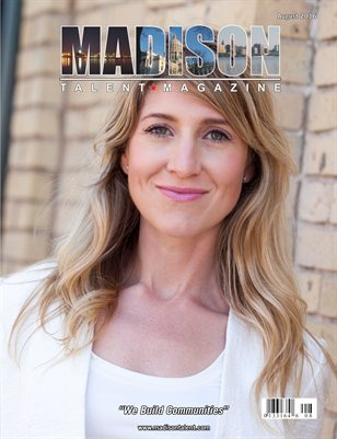 Madison Talent Magazine August 2016 Edition