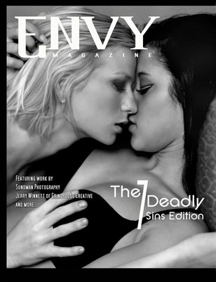 "Envy Magazine ""Seven Deadly Sins"""