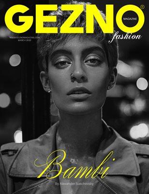 GEZNO Magazine March 2020 Issue #05