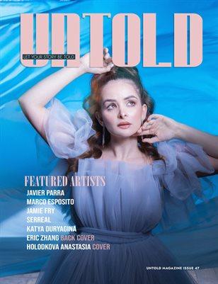 Untold Magazine   Issue 47