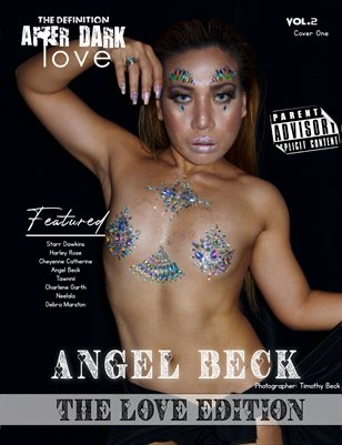TDM After Dark: Angel Beck Valentine Issue 1 cover 1 2021