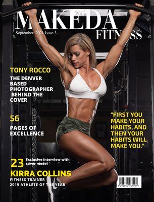 Makeda Fitness Issue 3