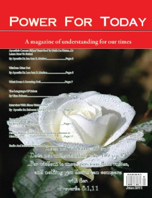 Power For Today Magazine, June 2011