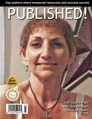 PUBLISHED! featuring Carol Spain-Falk