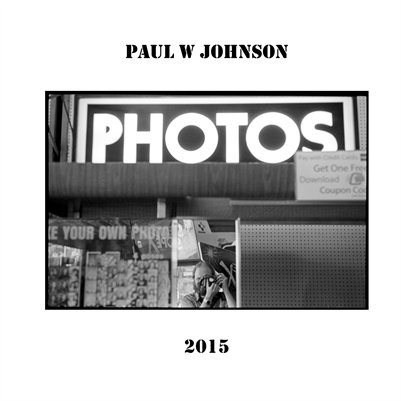 Paul W Johnson 2015