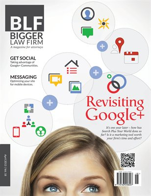 Revisiting Google Plus - April 2013