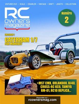 RC Owners Magazine - Numéro 2 - Français