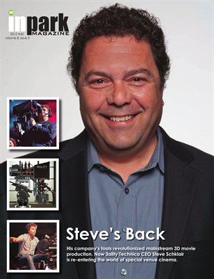 Issue #42: Media Based Attractions 2012