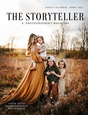The Storyteller Magazine Issue # 64 OPEN