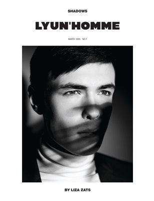 LYUN HOMME ISSUE No.7 (VOL No.1) C3