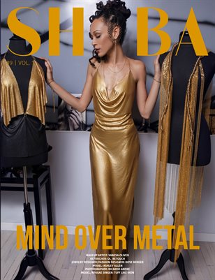 SHUBA MAGAZINE #9 VOL. 1