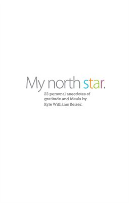 My North Star