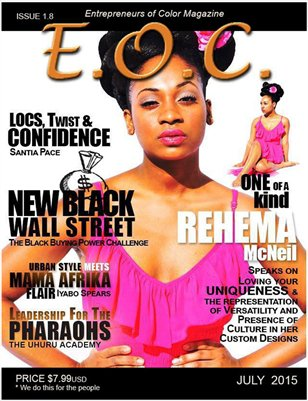 Entrepreneurs of Color Magazine (July Release)