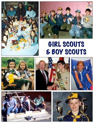 2011 Girl Boy Scouts