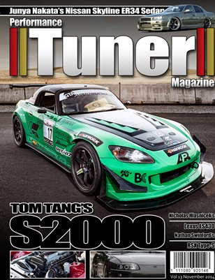 Performance Tuner Magazine Volume 13 November 2014