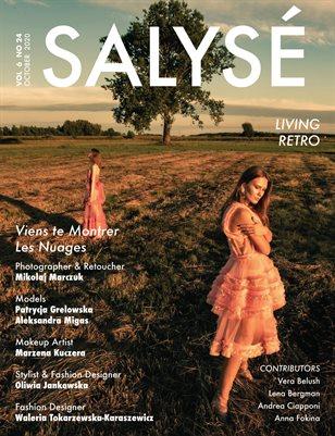 SALYSÉ Magazine | Vol 6 No 24 | OCTOBER 2020 |