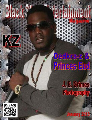 Black Steel Entertainment Magazine (January 2015)
