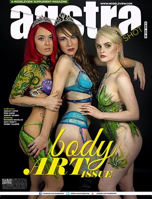 Aqstrashot Oct 2019  [ Issue # 79 ] Body Art Special