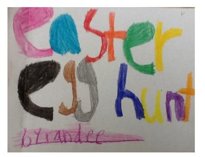 I Love Easter by Randee