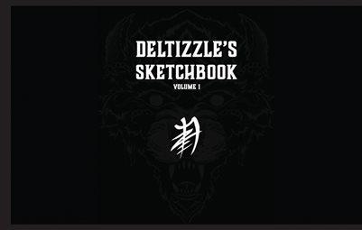 Deltizzle Sketchbook