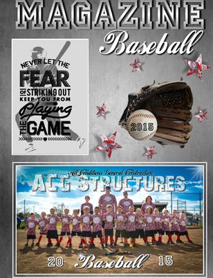 ACG STRUCTURES BASEBALL