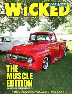 WICKED CAR MAG 56 F100