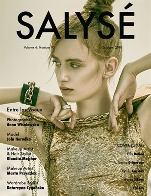 SALYSÉ Magazine | Vol 4 : No 95 | October 2018