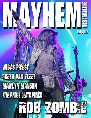 Mayhem Music Magazine Vol. 8 No. 2