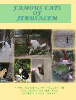 Famous Cats of Jerusalem