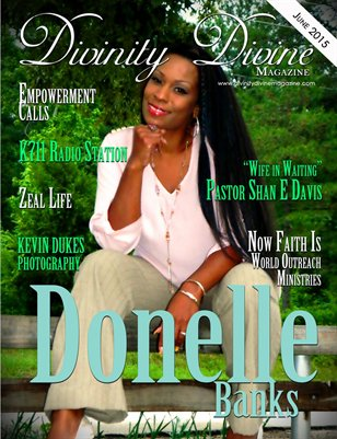 Divinity Divine Magazine June Issue