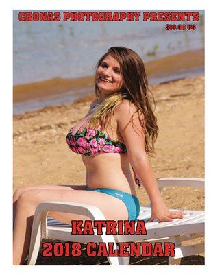 Katrina 2018 12 Month Calendar