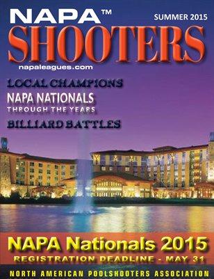 NAPA Shooters - Summer 2015