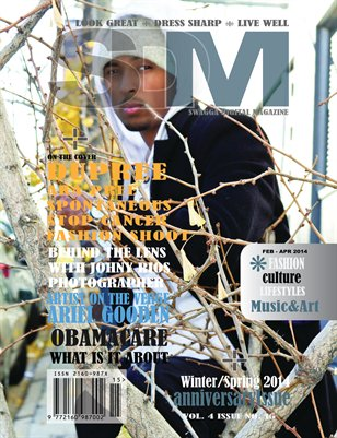Swagga Digital Magazine Winter/Spring 2014
