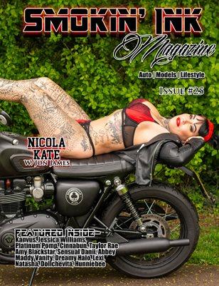Smokin' Ink Magazine Issue #25 - Nicola Kate