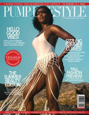 PUMP Magazine: Issue CDXXXXI   Vol. VI