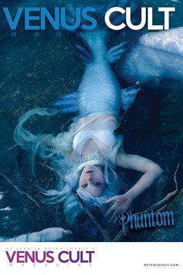Venus Cult No.42 – Phantom Cover Poster