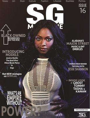 The official Scrilla Guerillaz Magazine #16.3 (The Power Edition)