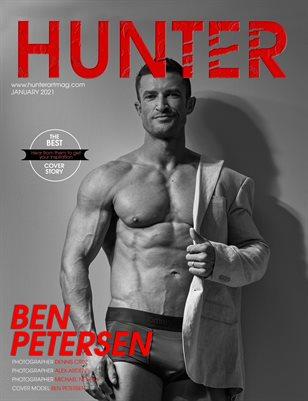 HUNTER Magazine issue January 2021 vol.3