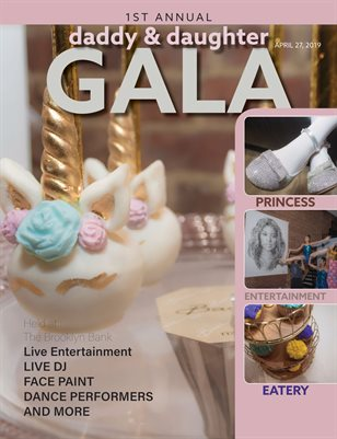 1st Annual Daddy & Daughter Gala