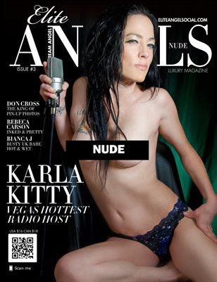 Karla Kitty: Elite Angel Magazine #3