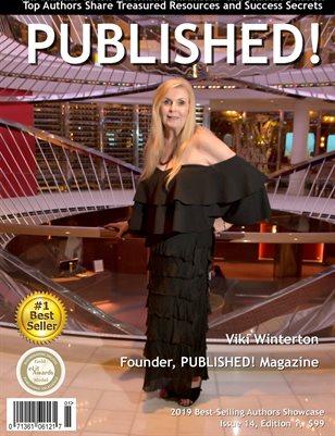 PUBLISHED! #14 featuring Viki Winterton