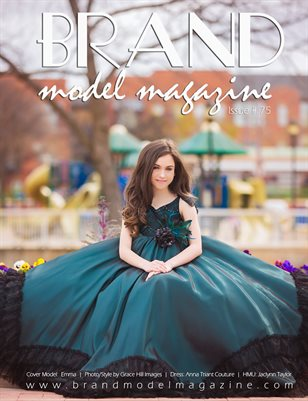 Brand Model Magazine  Issue # 75