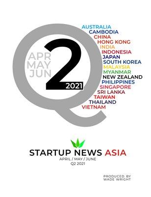 Q2 2021: Asia's tech news