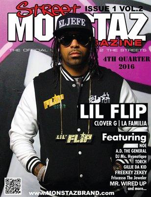 "Street Monstaz Magazine - LiL Flip 'CLOVER G LA FAMILLA"""