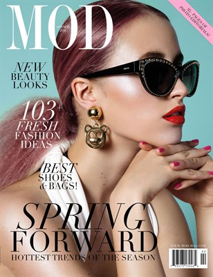 MOD MAGAZINE: Volume 5; Issue 2; SPRING 2016