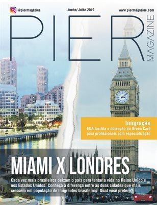 Pier Magazine - Junho | Julho
