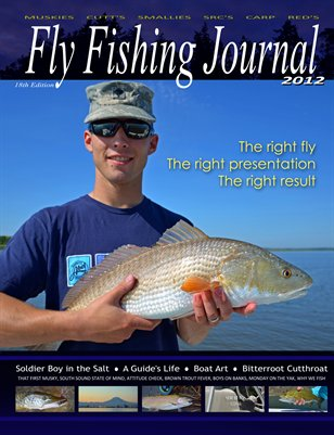 Fly Fishing Journal 2012