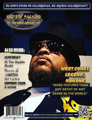 Verb'z Up Magazine #17